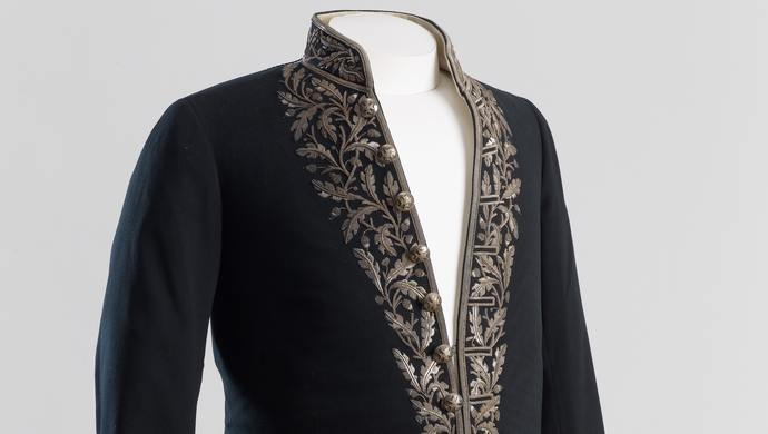 Dress Coat Worn by Honoré Mercier
