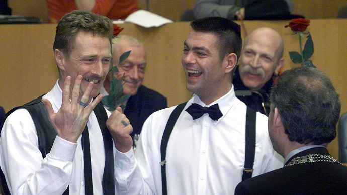 Gay marriage in The Netherlands