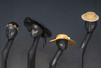 Hats, Heels and Headpieces